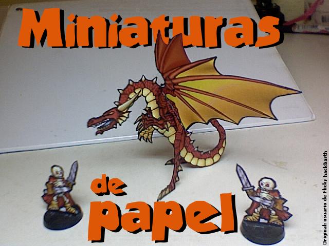 Miniaturas De Papel Para Todos Las Puertas Del Delirio