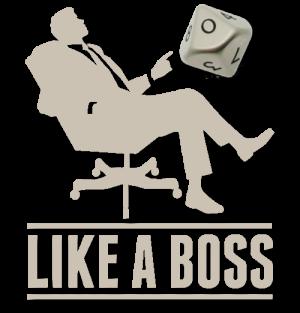 Like a boss D10