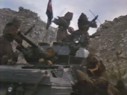 ...¡ni los tanques! ¡NADIE! ¡Son súper efectivos!