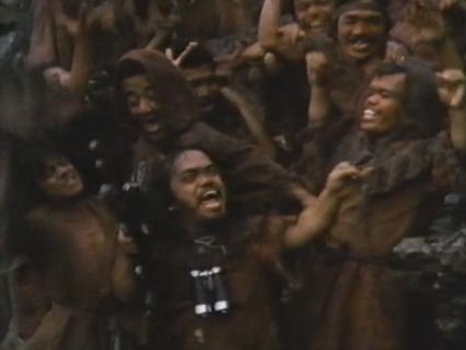 Enanos (mutantes), cruce de los jawas y ewocs de Star Wars